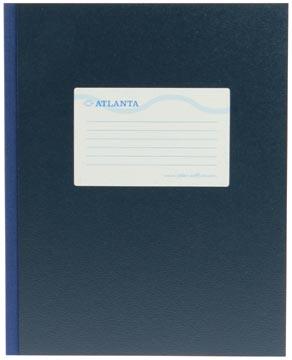 Atlanta by Jalema breedkwarto's 128 bladzijden, blauw