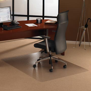 Floortex vloermat Cleartex Ultimat, voor tapijt, rechthoekig, ft 120 x 150 cm