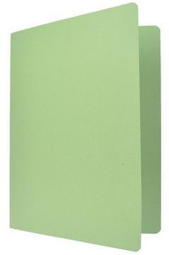 Class'ex dossiermap, ft 24 x 32 cm (voor ft A4), groen