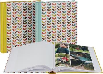 Brepols fotoalbum ALLEGRO, geassorteerde kleuren