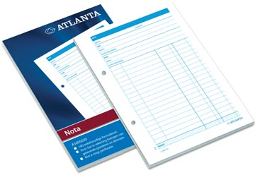 Atlanta by Jalema notitieblok ft A6