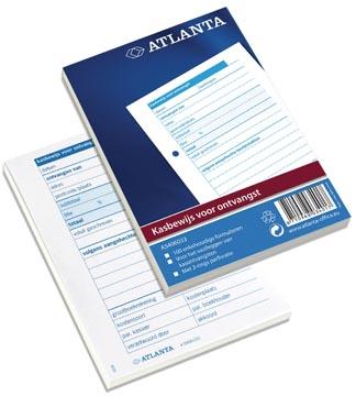 Atlanta by Jalema blok kasbewijs voor ontvangst