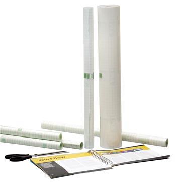 Apli zelfklevende plastic op rollen ft 1,5 m x 0,5 m (50 micron)