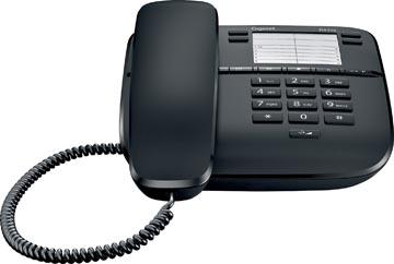 Gigaset DA310 vaste telefoon, zwart