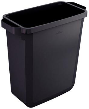 Durable afvalbak Durabin 60 liter, zwart