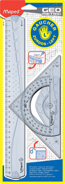 Maped Tekenset linkshandig Geometric