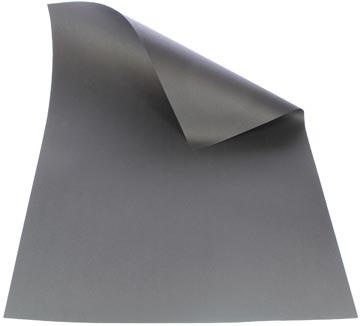 Folia gekleurd tekenpapier zwart
